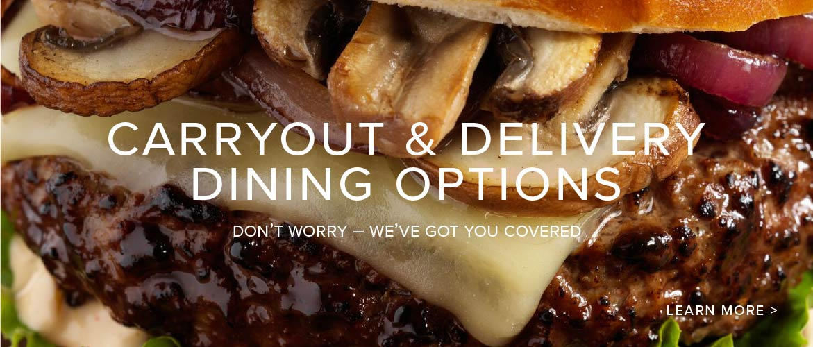 Carryout & Delivery Dining Options